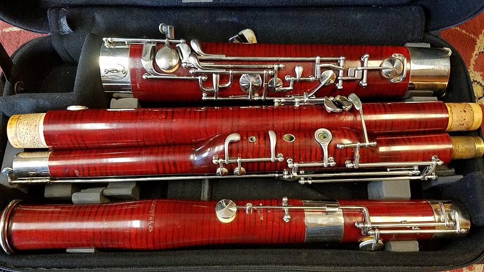 Heckel Bassoon 11826/2